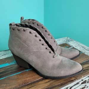 🌼SALE🌼 Coconuts by Matisse Taupe Booties